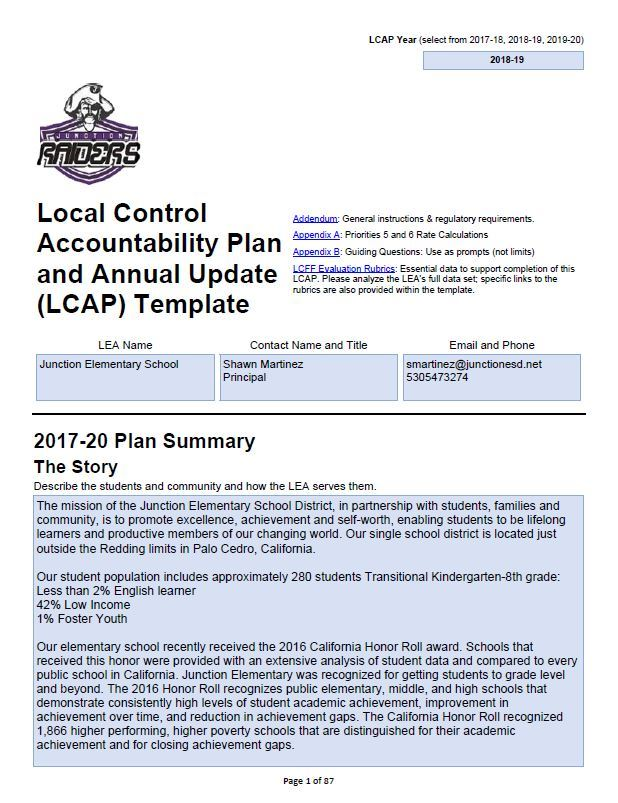 LCAP cover photo